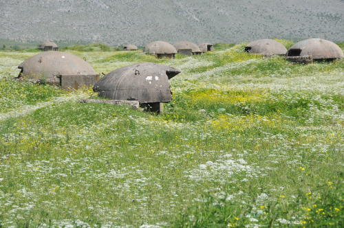 albanian-bunkers